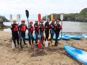 Hen Dos with Anglesey Adventures