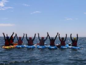Hen Dos Sea Kayaking